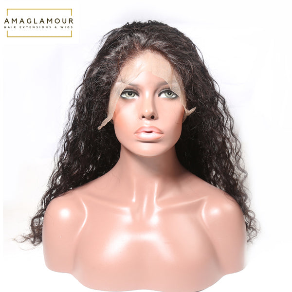 Isla  |  Straight Hair  360 Full Lace Wig