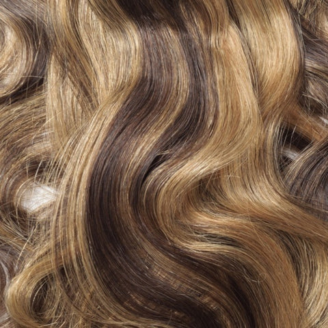 Body Waves Clip in Hair Extensions |  #4/27