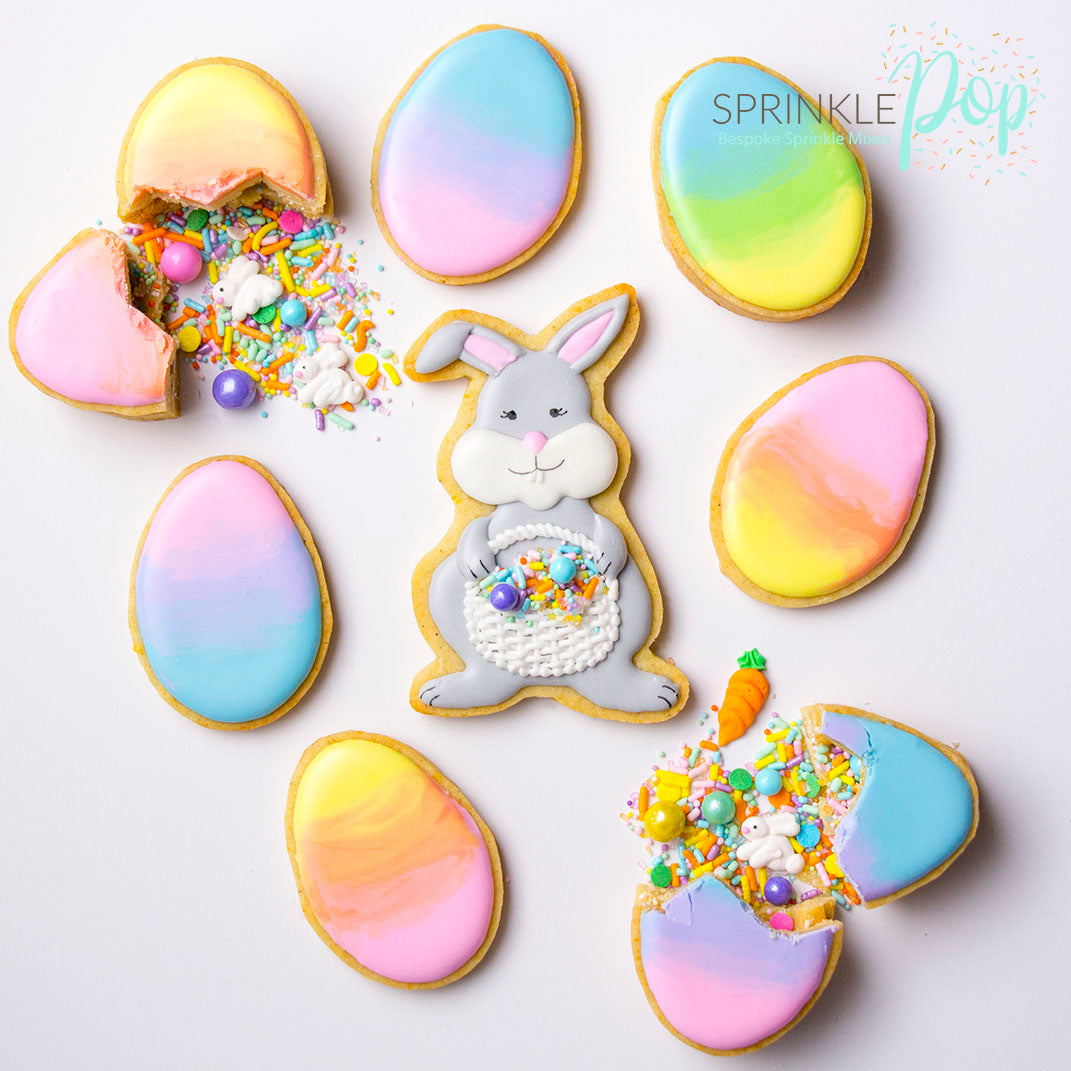 Surprise-Inside Easter Cookies