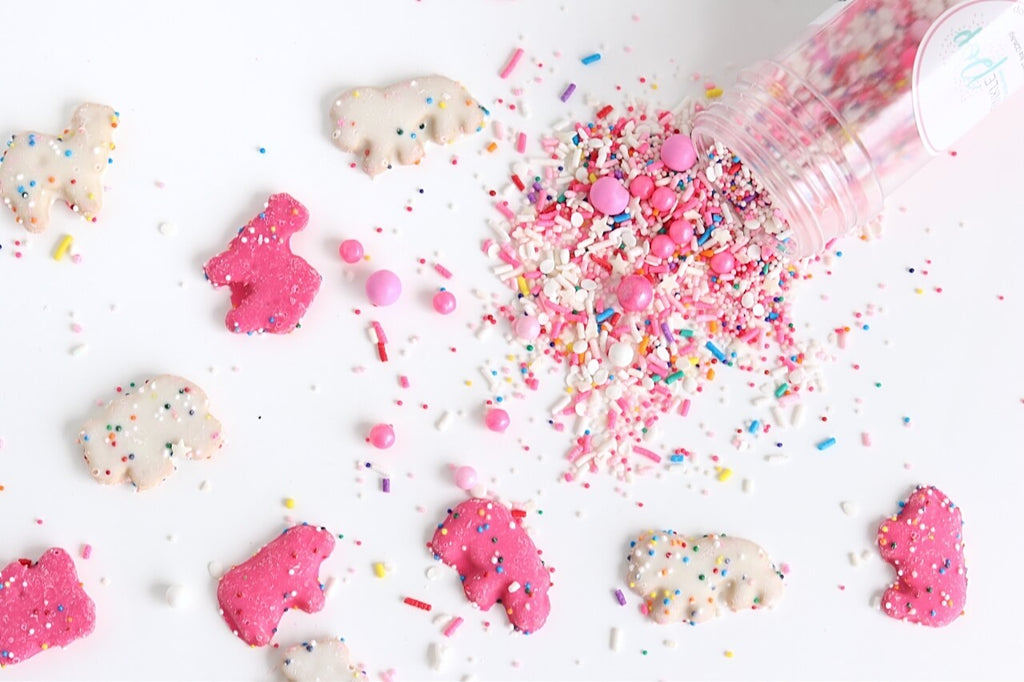 A Frosted Affair sprinkle mix by SprinklePop