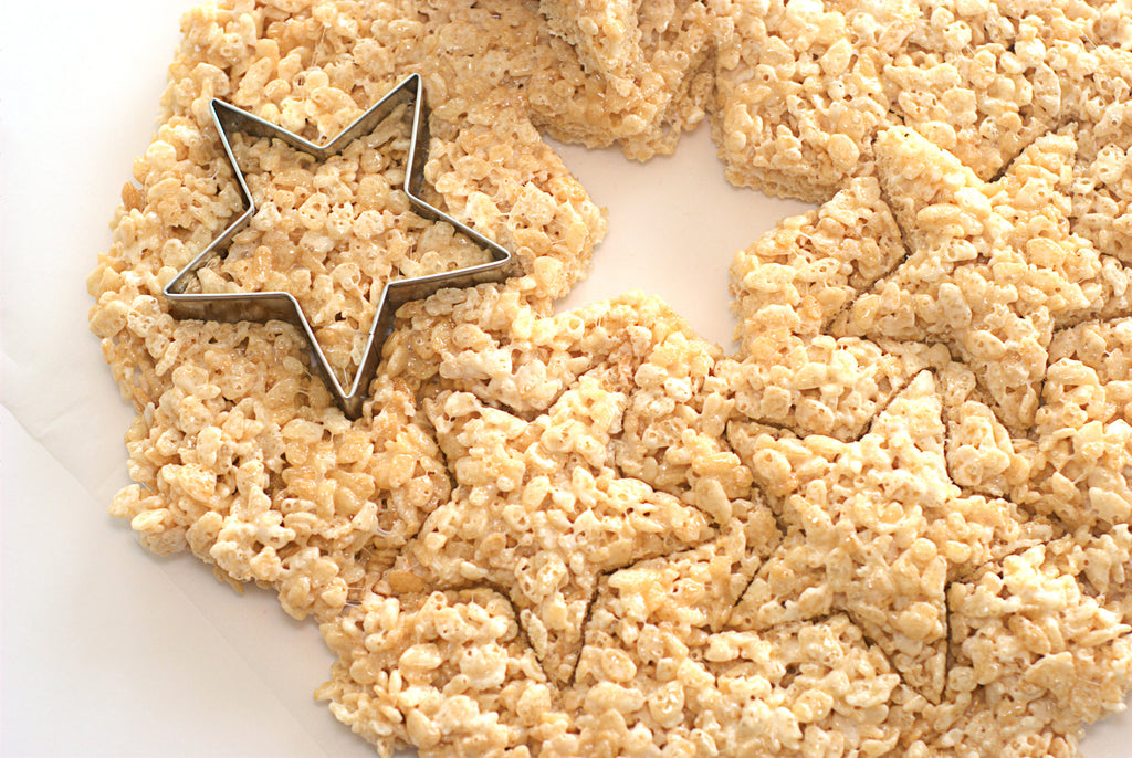 Rice Crispie Treat Cutout Recipe