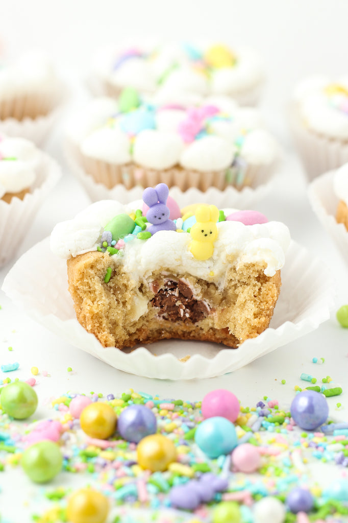Spring Surprise Cookie Cups