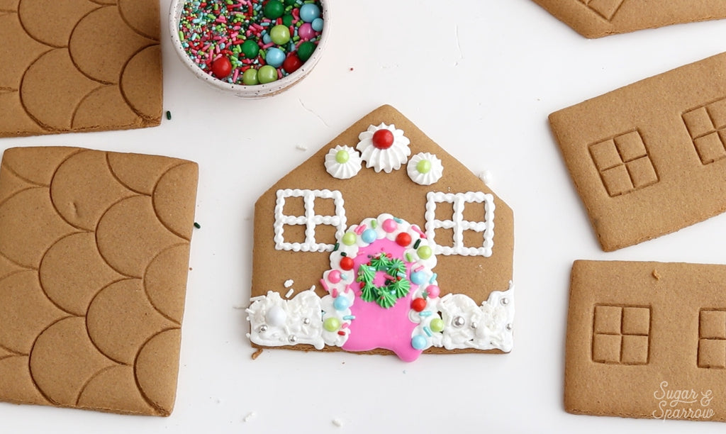 Sprinkle Pop Ginger Bread House Kit