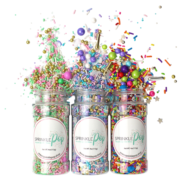 Best Sellers Sprinkle Party Pack