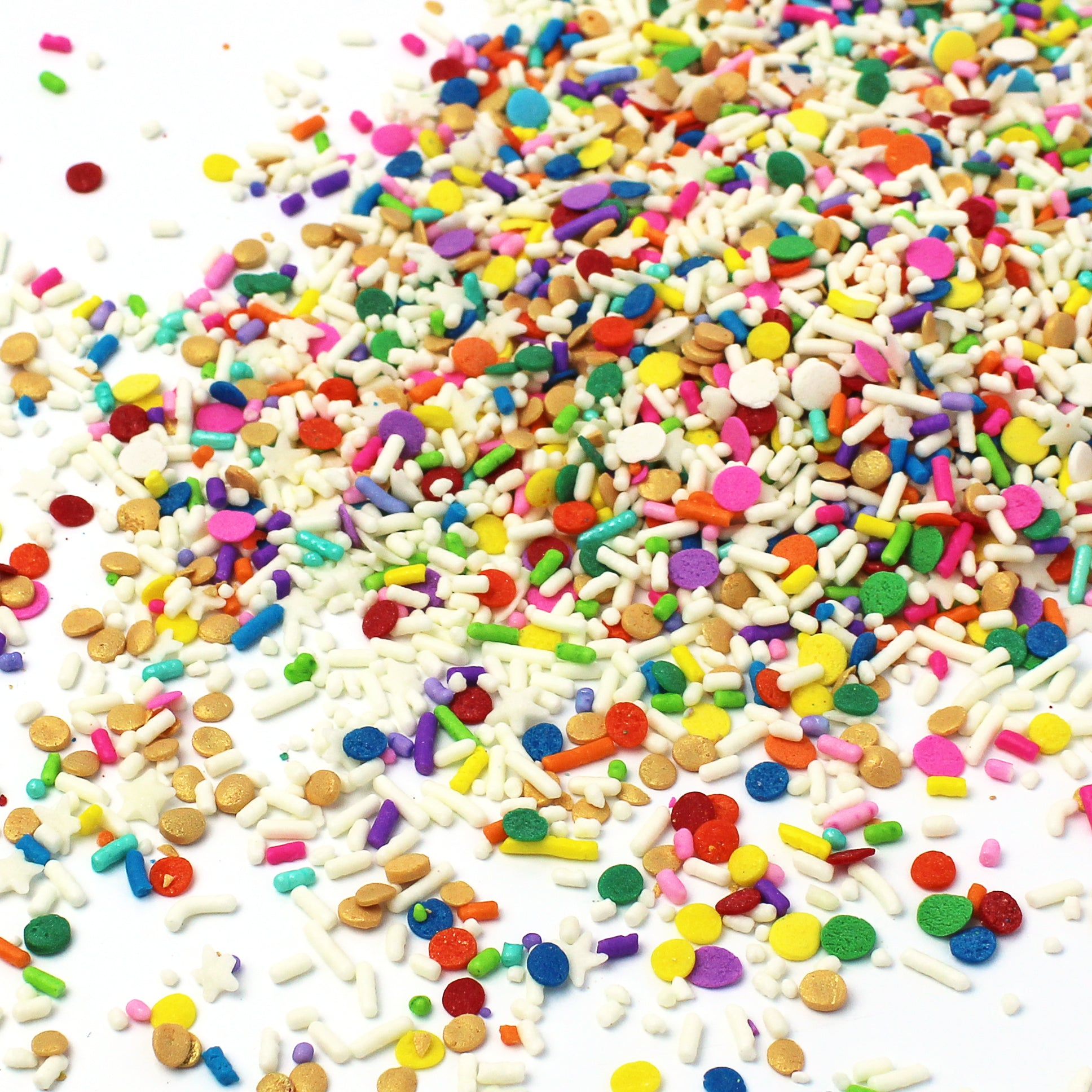 Birthday Present Sprinkle Mix
