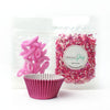 Pink Ribbon Cupcake Kit