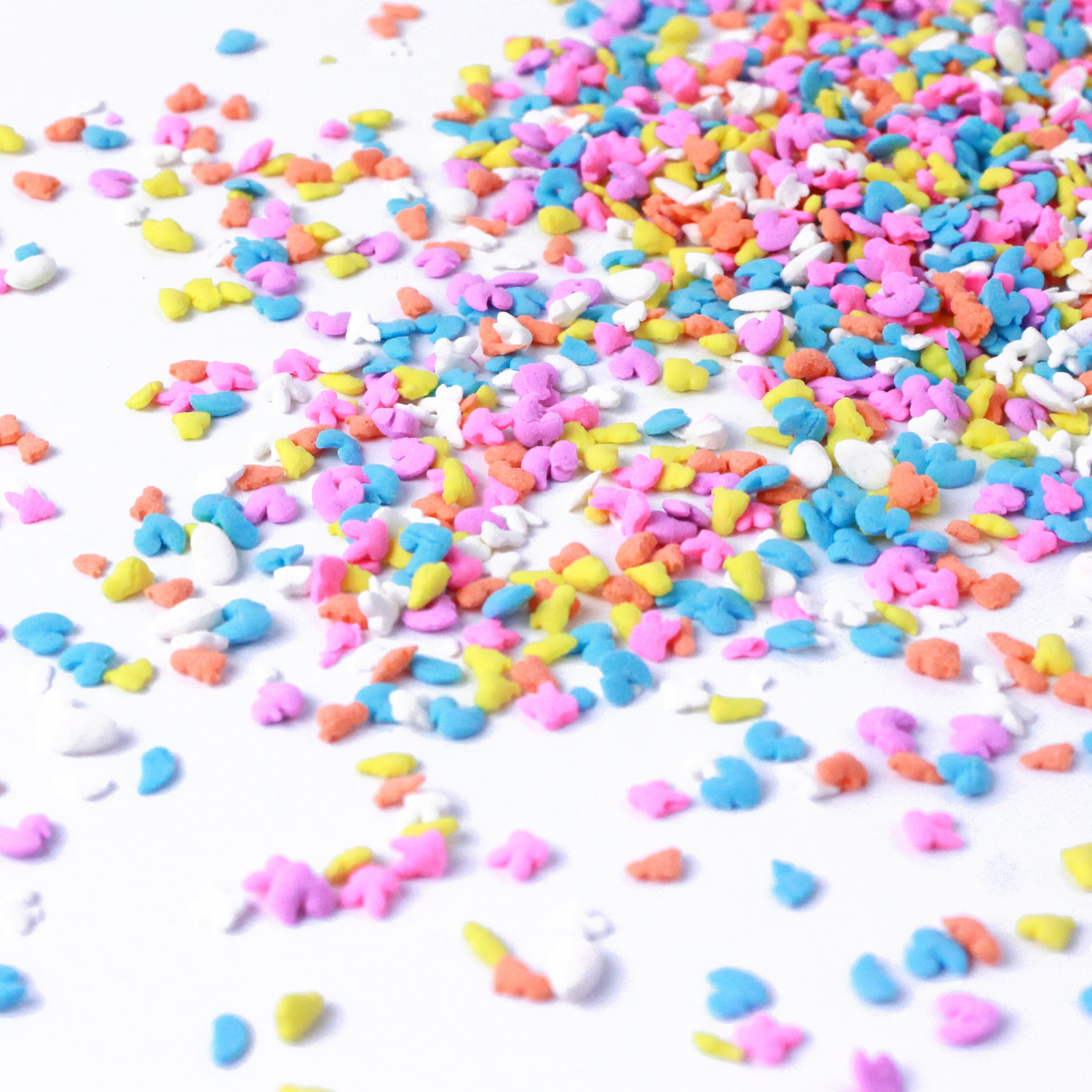 Bright Easter Confetti