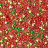 Cherries Jubilee Sprinkle Mix