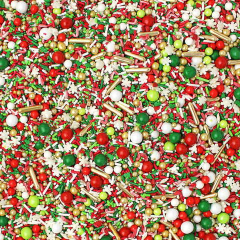 Christmas Magic Sprinkle Mix