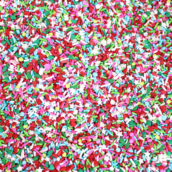 Christmas Morning Sprinkle Mix