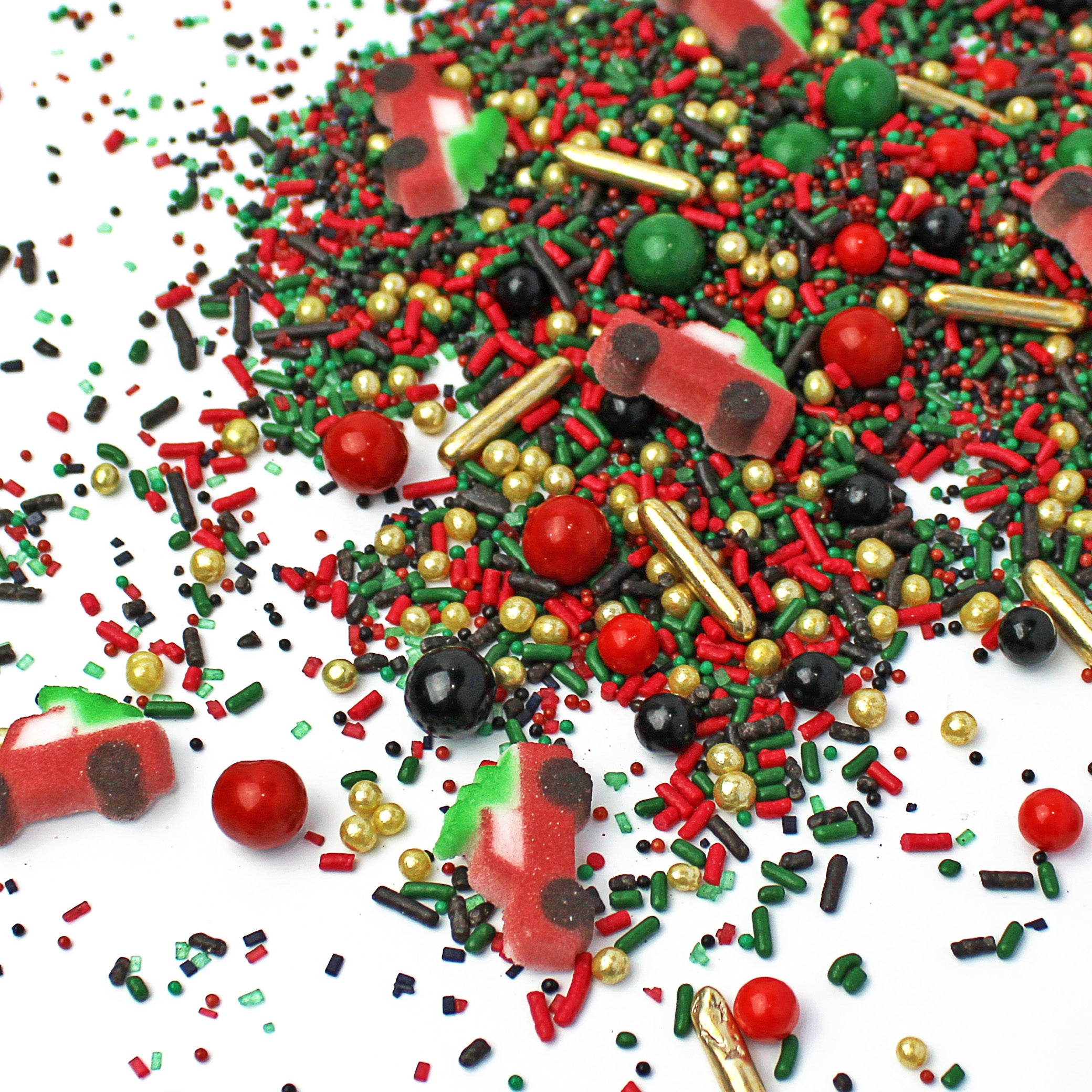 Christmas Vacation Sprinkle Mix