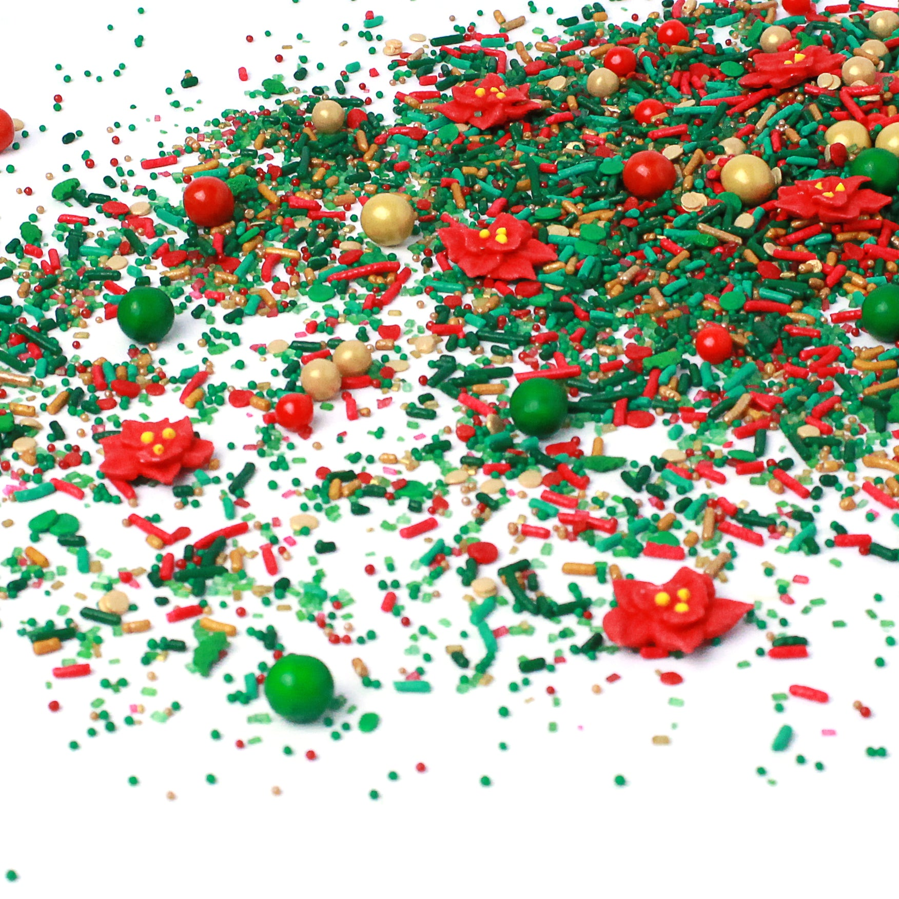 Christmas Past Sprinkle Mix