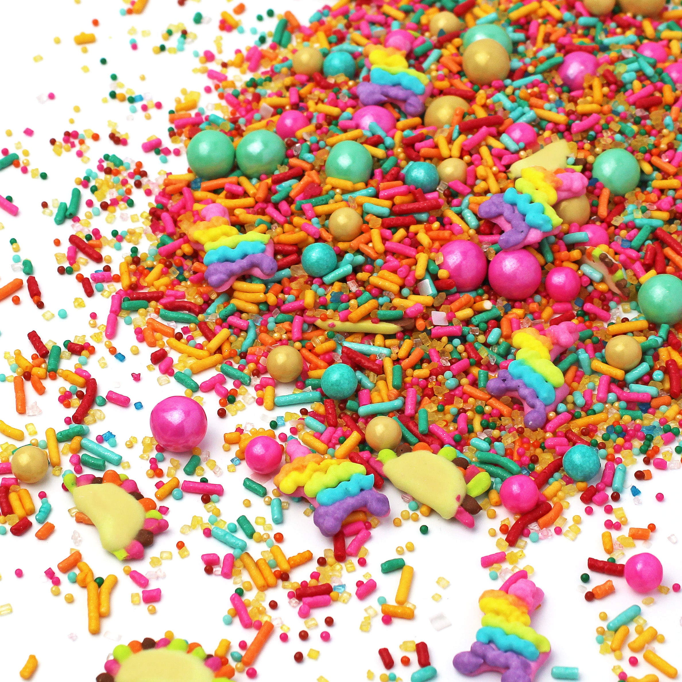 Cinco De Mayo Sprinkle Mix