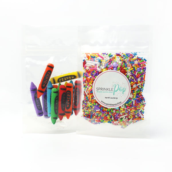 Back To School Decoration Kit