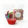 Back To School Cupcake Kit