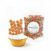 Golden Pumpkin Cupcake Kit