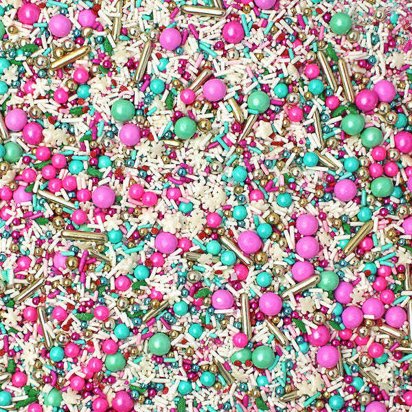 Merry & Bright Sprinkle Mix