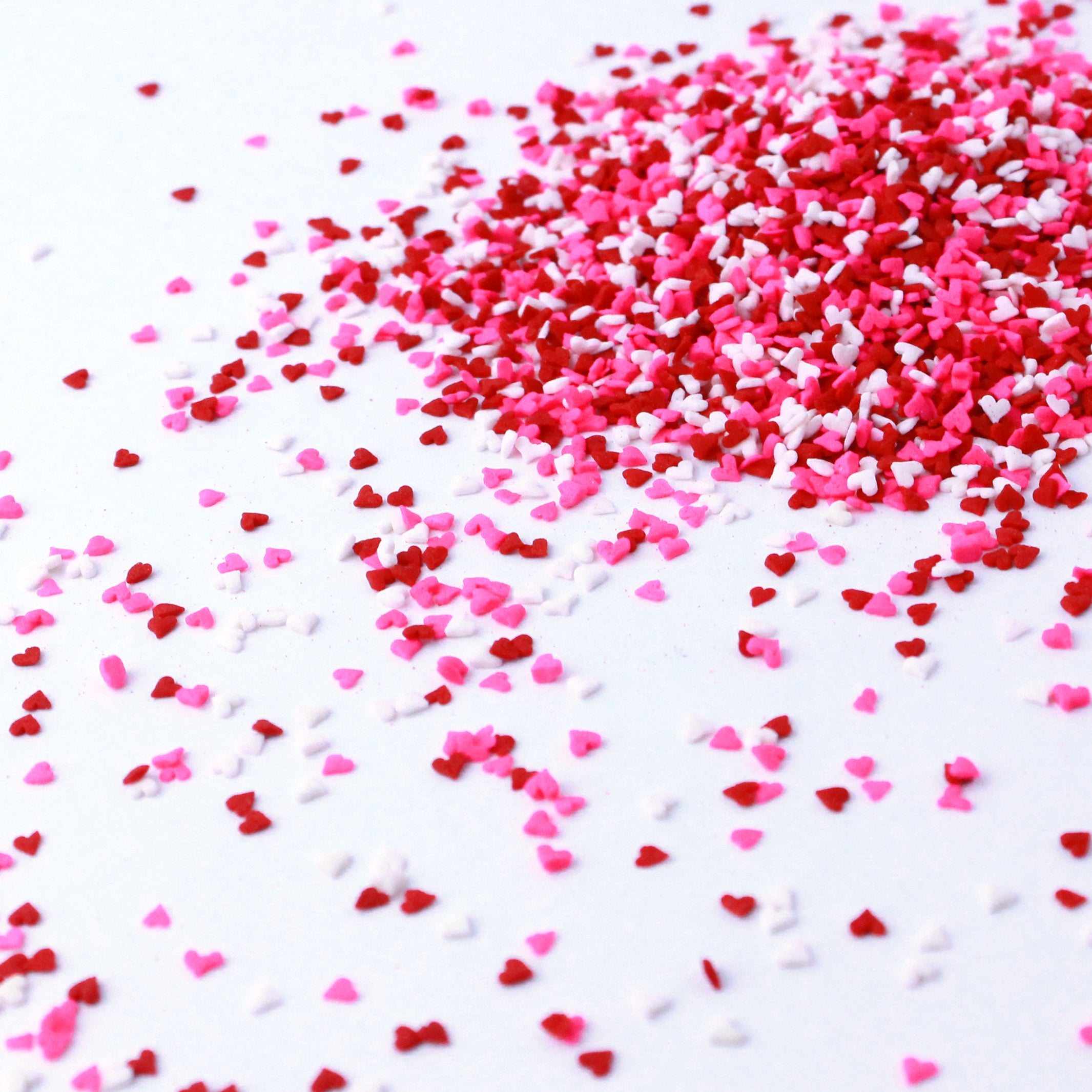 Mini Heart Confetti Medley