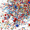 Old Glory II Sprinkle Mix