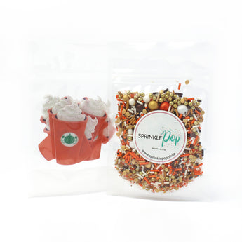 Coffee Cup Decoration Kit