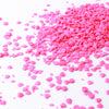 Pink Heart Confetti Sprinkles