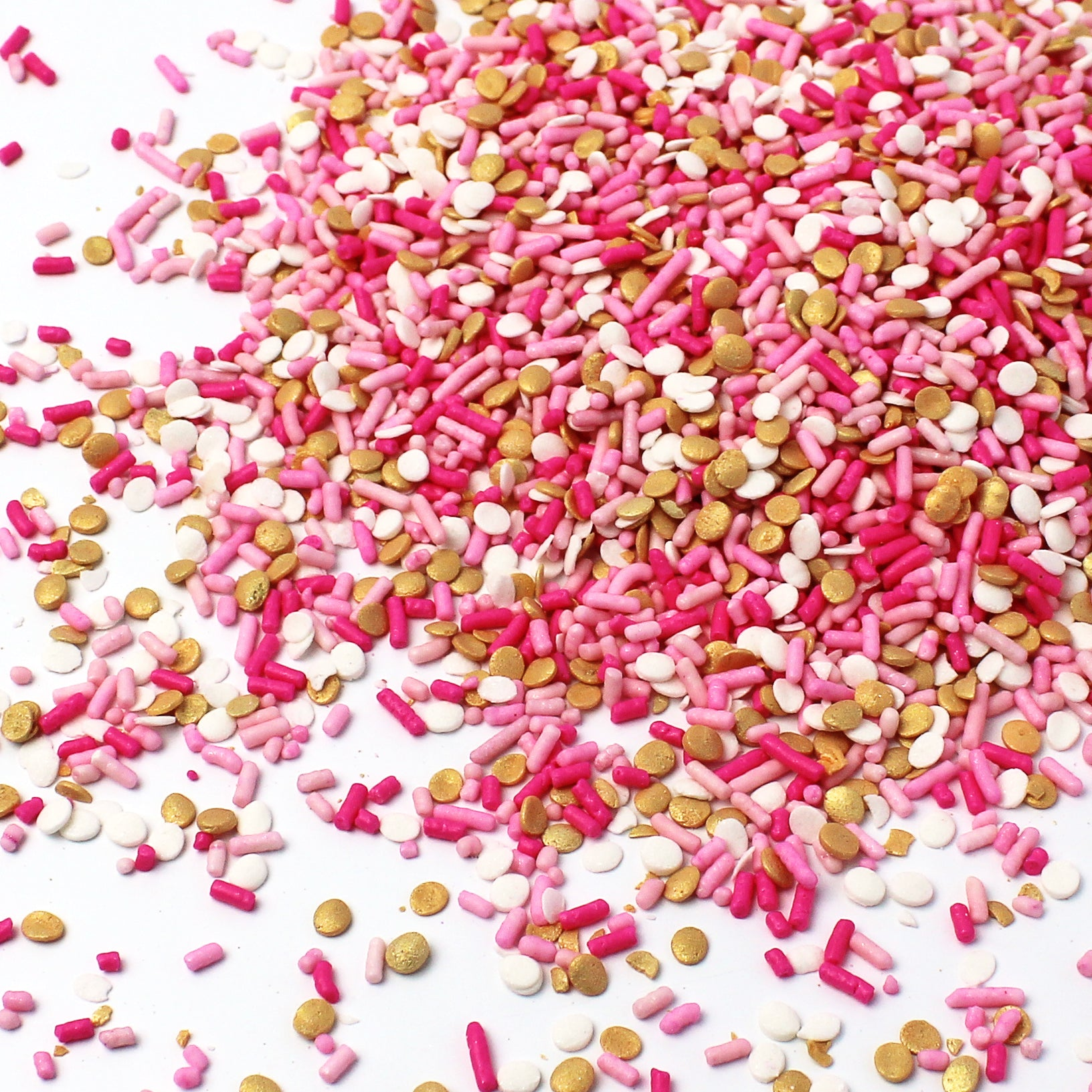 Pretty In Pink Sprinkle Mix