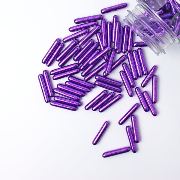 Purple Macaroni Dragees