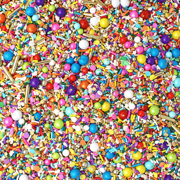 Rainbow Beam Sprinkle Mix