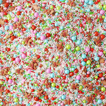 Santa's Workshop Sprinkle Mix