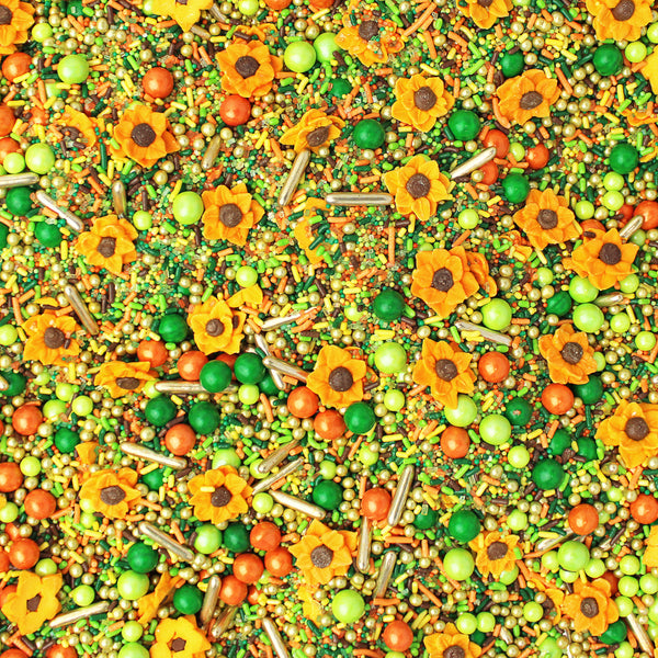 Sunflower Fields Sprinkle Mix