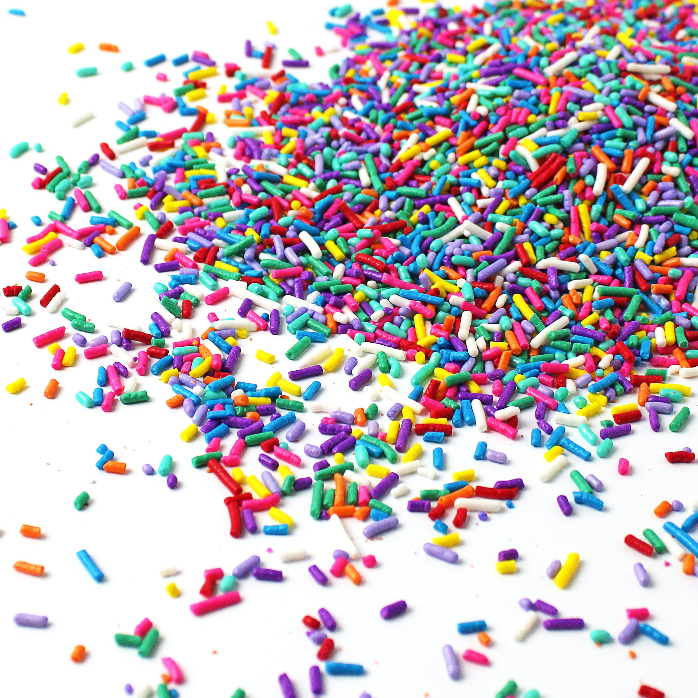 Unicorn Rainbow Jimmies Sprinkle Mix
