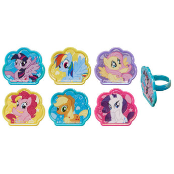 My Little Pony™ Cutie Beauty Cupcake Rings
