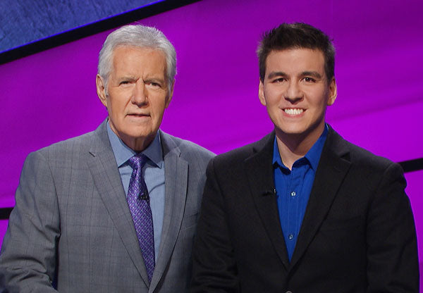 Jeopardy Superchamp Uses Our Materials, Too!