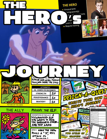 Joseph Campbell's Hero's Journey