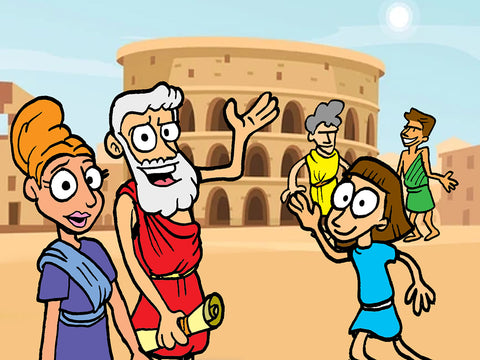 Everyday Life in Ancient Rome