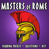 Learn about the Masters of Ancient Rome