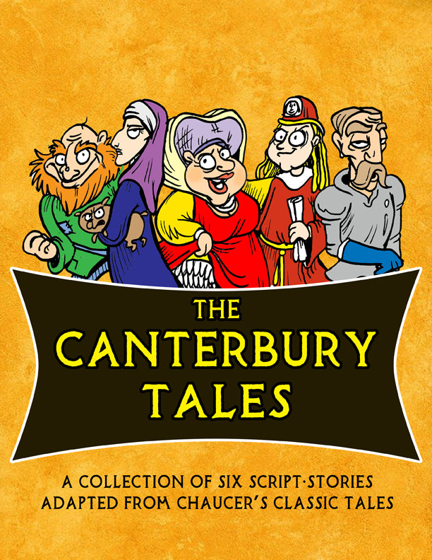 Canterbury Tales Script-Stories (Digital E-Book)