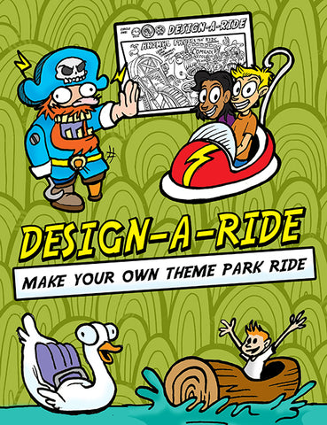 Design-a-Ride Project Packet: Create Your Own Theme Park Ride