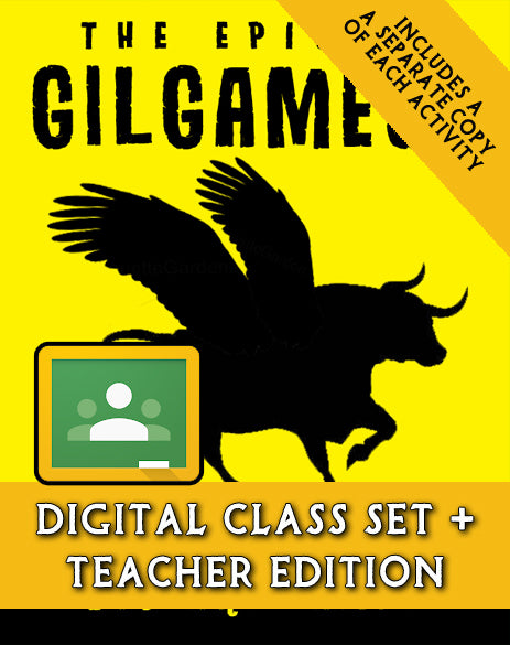 Gilgamesh Script-Stories (Digital Class Set)