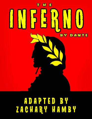 The Inferno:  A Reader's Theater Script-Story Collection + Excerpt Worksheets (Digital Download)