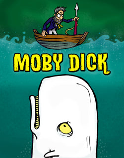 Moby Dick Script-Stories (Digital E-Book)