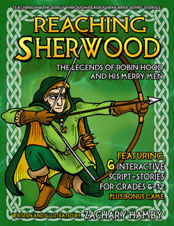 Reaching Sherwood:  The Legends of Robin Hood and His Merry Men (Digital Download)
