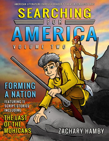 Searching for America, Volume Two: Forming a Nation (Digital Download)