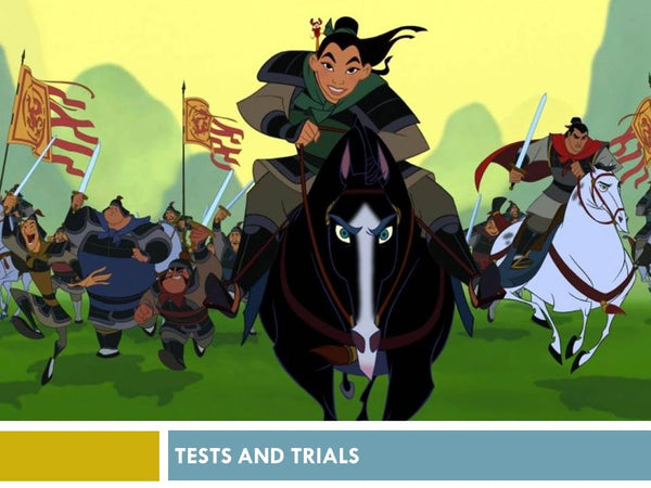 The Seven Qualities of a Hero Bundle + The Hero's Journey Presentation Using Disney's Mulan