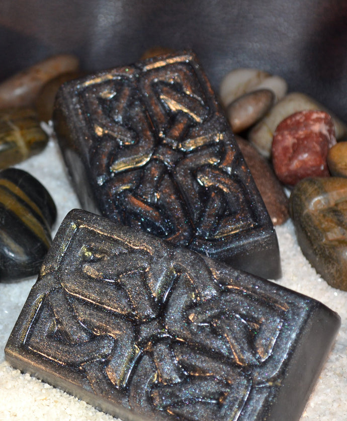 Celtic Knot Soap Bar