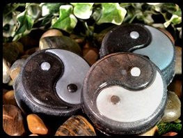 Unique Hand-crafted Yin Yang Soap Bar