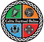 Proud Co-Founders of Celtic Festival Online! Click here to visit.
