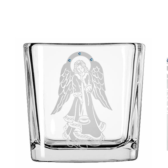Celtic Angel Votive