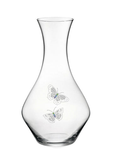Butterfly Wine Carafe