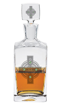 Square Decanter - All Healy Signature Designs